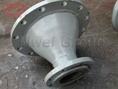 Carbon Steel Bellow Pipe Fittings