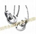深圳镀钛项链 1