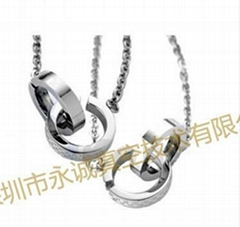 深圳鍍鈦項鏈
