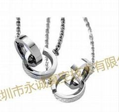 深圳镀钛项链