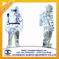 OEM  Heat Insulation Fire Protective Suit