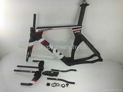 Specialized TT Frame TT Bike Carbon Frame TT Bicycle Carbon Frame
