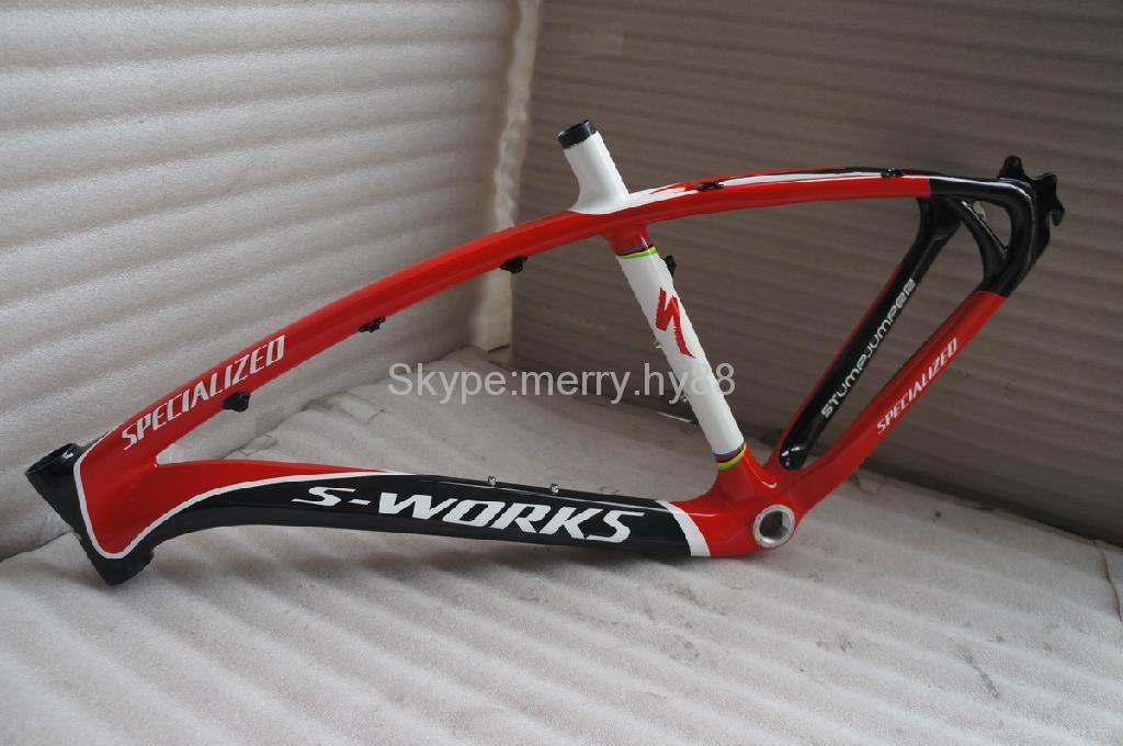 29ER Carbon MTB Frame Carbon 29ER Mountain Bicycle Frame 1