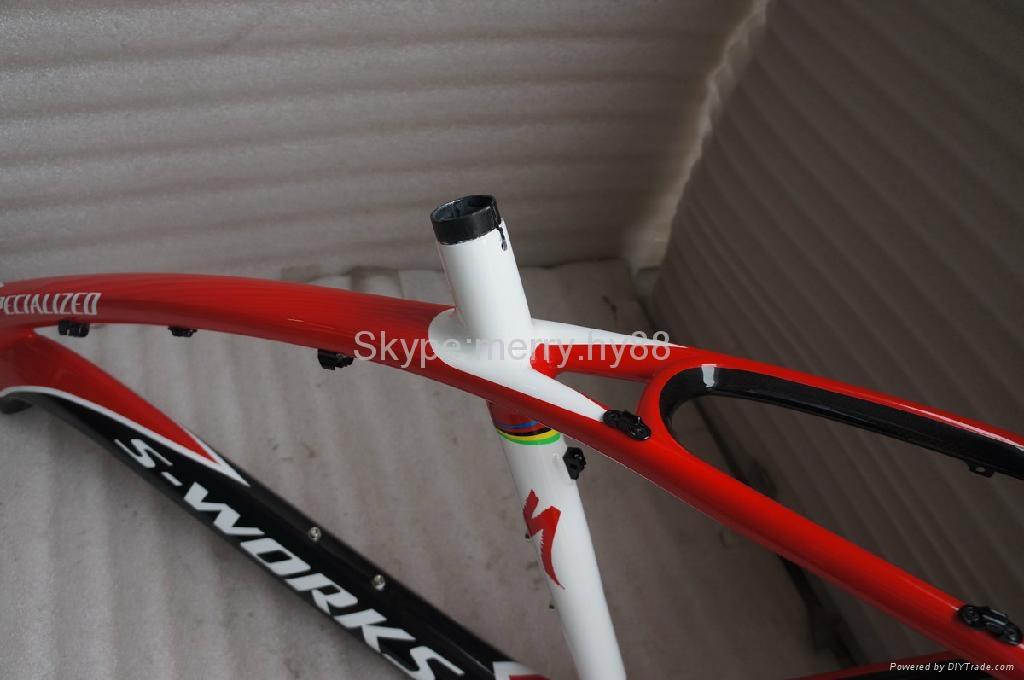 29ER Carbon MTB Frame Carbon 29ER Mountain Bicycle Frame 3