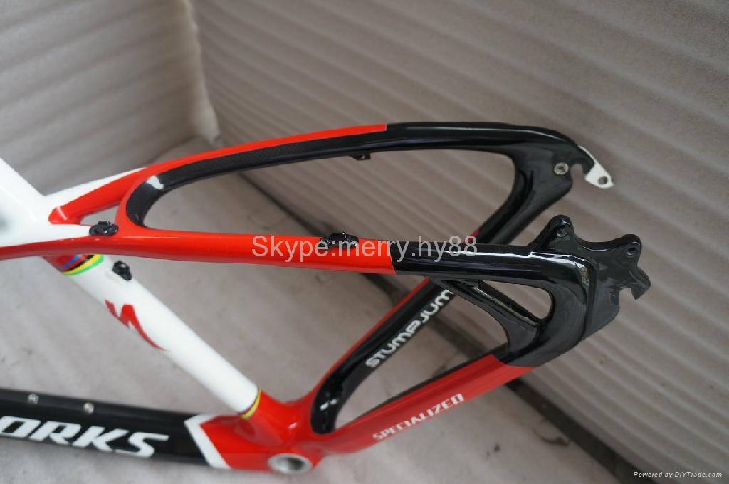 29ER Carbon MTB Frame Carbon 29ER Mountain Bicycle Frame 4