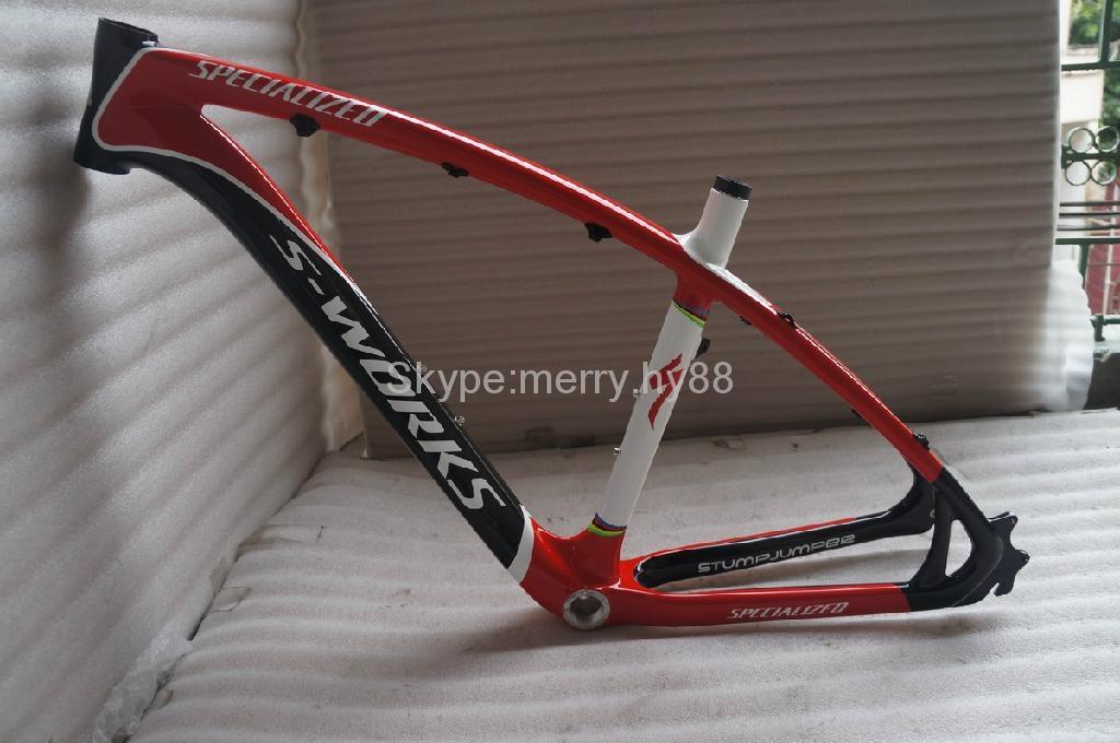 29ER Carbon MTB Frame Carbon 29ER Mountain Bicycle Frame 5