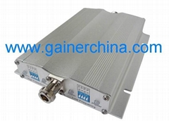 10dBm GSM+WCDMA Dual band Signal Repeater