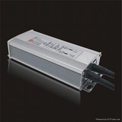 12V120W铝型材防雨电源