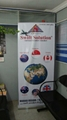 Economical roll up banner display stand  3