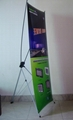 Cheap adjustable x banner stand