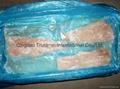Pacific hake Merluccius productus IQF interleaved