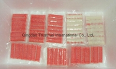 Surimi crab sticks, flakes, chunks,