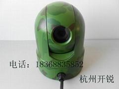 一體化智能車載球形攝像機
