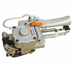 手持式氣動PET塑鋼帶綑紮機