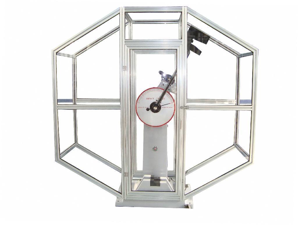 pendulum impact testing machine pdf