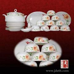 用來餽贈客戶的禮品,景德鎮的陶瓷餐具