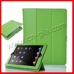 Apple iPad Smart Cover Slim PU Leather Case Wake Sleep Stand Multi-Color