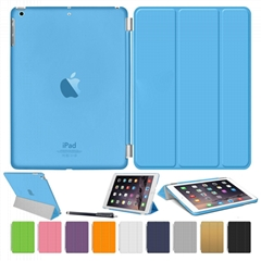 iPad Air 2 Smart Stand Magnetic Leather Case