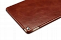 iCarer iPad Pro 12.9 inch Vintage Series With Triple Folded Leather Case 9