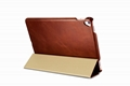 iCarer iPad Pro 9.7 inch Vintage Series Side Open Genuine Leather Case 7