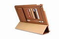 iCarer iPad Pro 12.9 inch Business Multi-credit cards Tablet PU Leather Case 8