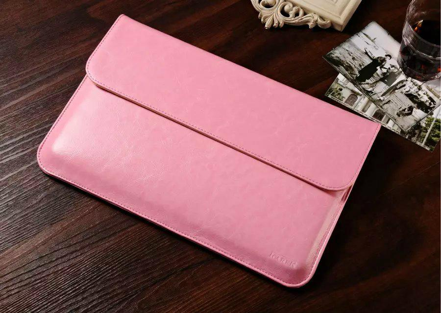 iCarer Genuine Leather Series Sleeve Bag For Apple Macbook Air 6
