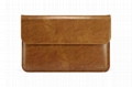 iCarer Genuine Leather Series Sleeve Bag For Apple Macbook Air 11