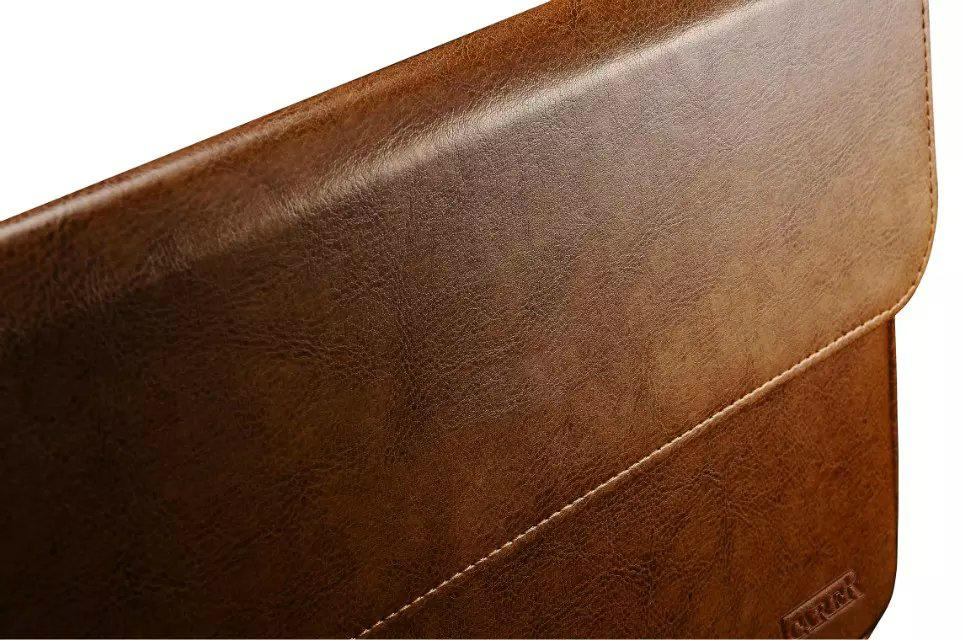 iCarer Genuine Leather Series Sleeve Bag For Apple Macbook Air 18