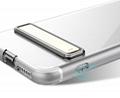 ROCK iPhone 7 TPU Slim Jacket Kickstand Case 7
