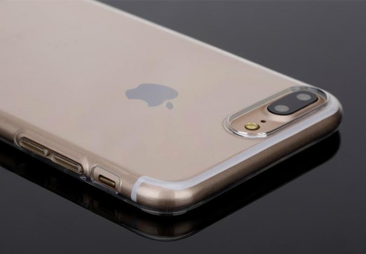 ROCK iPhone 7 TPU Slim Jacket Kickstand Case 13