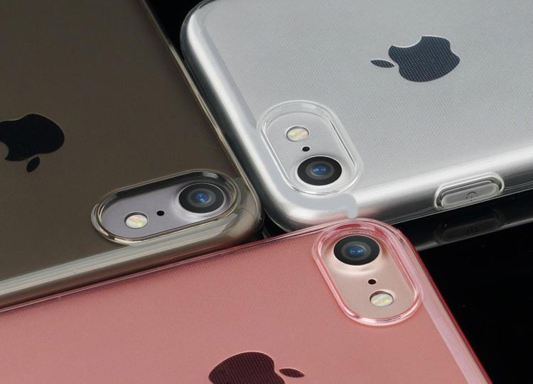 ROCK iPhone 7 TPU Slim Jacket Kickstand Case 14