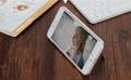ROCK iPhone 7 TPU Slim Jacket Kickstand Case 15