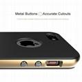 2017 ROCK iPhone SE Case, iPhone 5S Shockproof Case 8