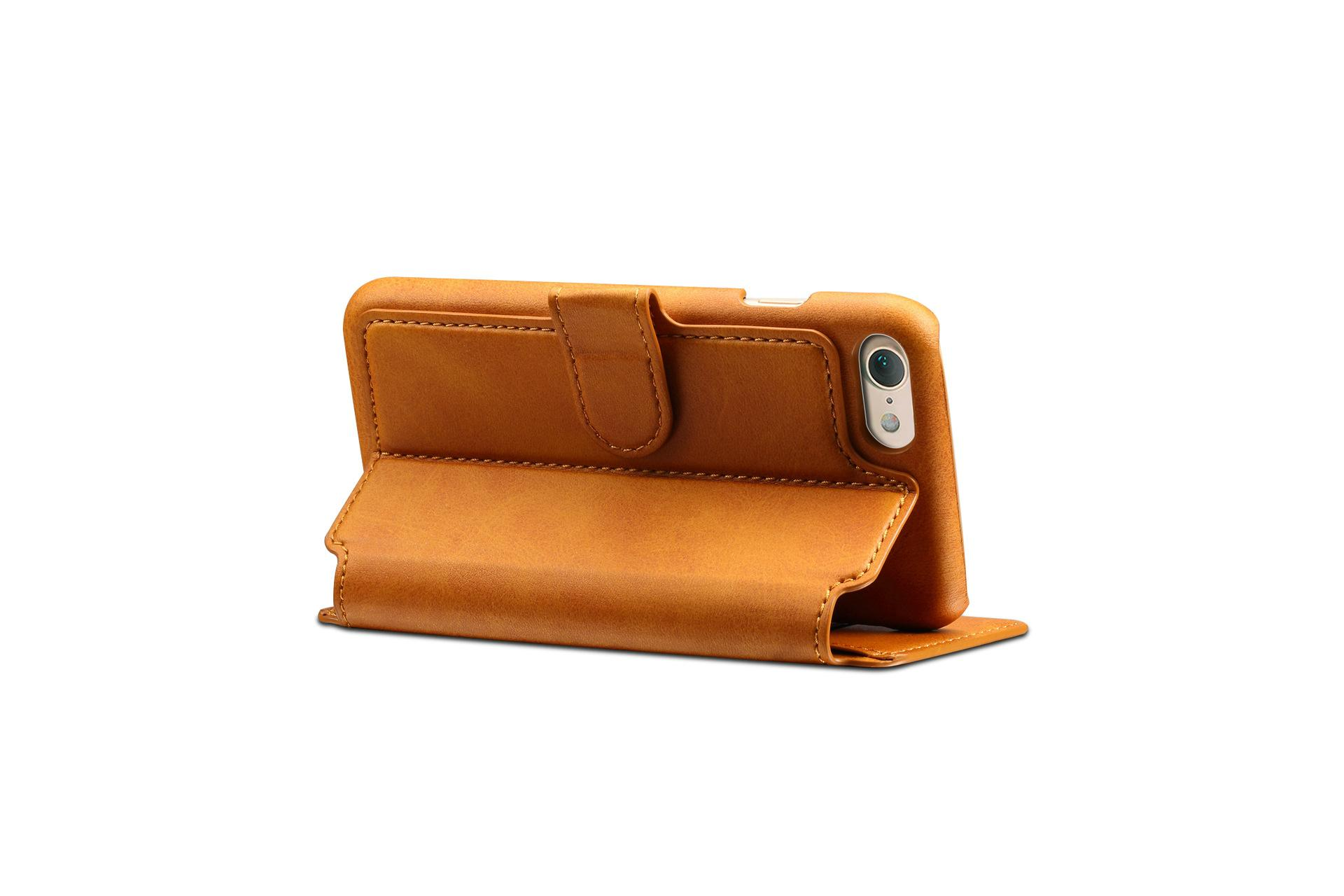 Apple iPhone 7 Flip Cover Stand Wallet Case 11