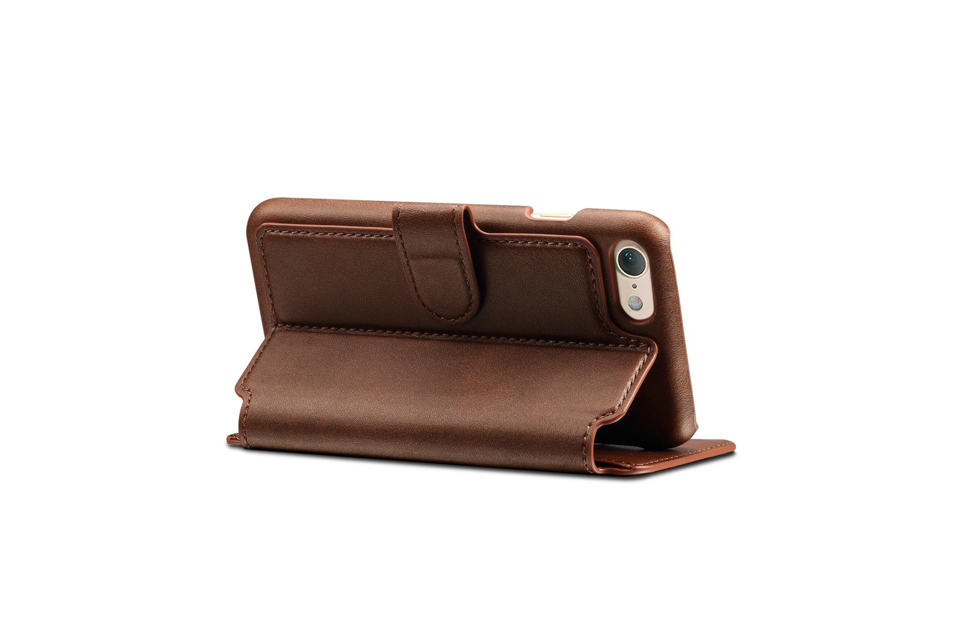 Apple iPhone 7 Flip Cover Stand Wallet Case 12
