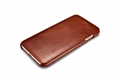 iCarer iPhone 7 Plus Curved Edge Vintage Series Genuine Leather Case 6