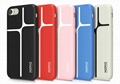 Xoomz iPhone7 Silk PU Leather Back Case