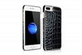 Xoomz iPhone 7 Plus Crocodile Pattern Back Case 4