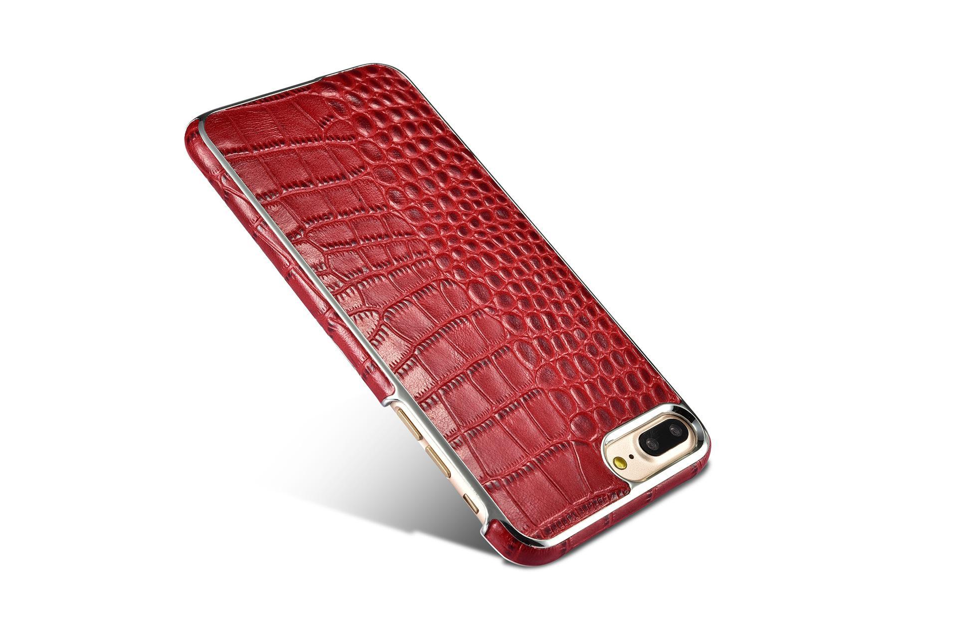 Xoomz iPhone 7 Plus Crocodile Pattern Back Case 13