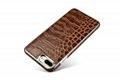 Xoomz iPhone 7 Plus Crocodile Pattern Back Case 6