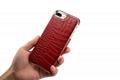 Xoomz iPhone 7 Plus Crocodile Pattern Back Case 11