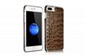 Xoomz iPhone 7 Plus Crocodile Pattern Back Case 3