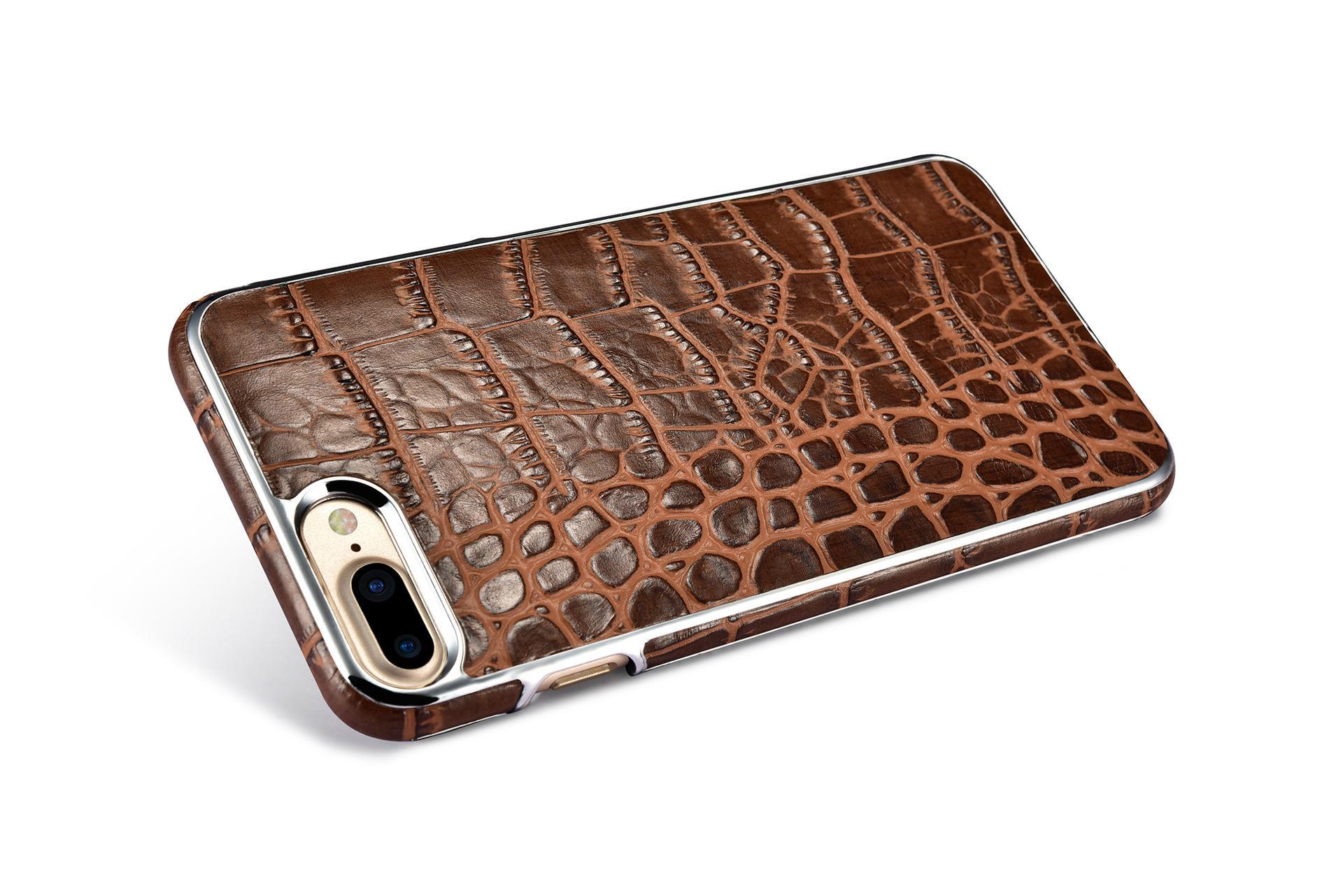 Xoomz iPhone 7 Plus Crocodile Pattern Back Case 9