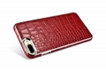 Xoomz iPhone 7 Plus Crocodile Pattern Back Case 8