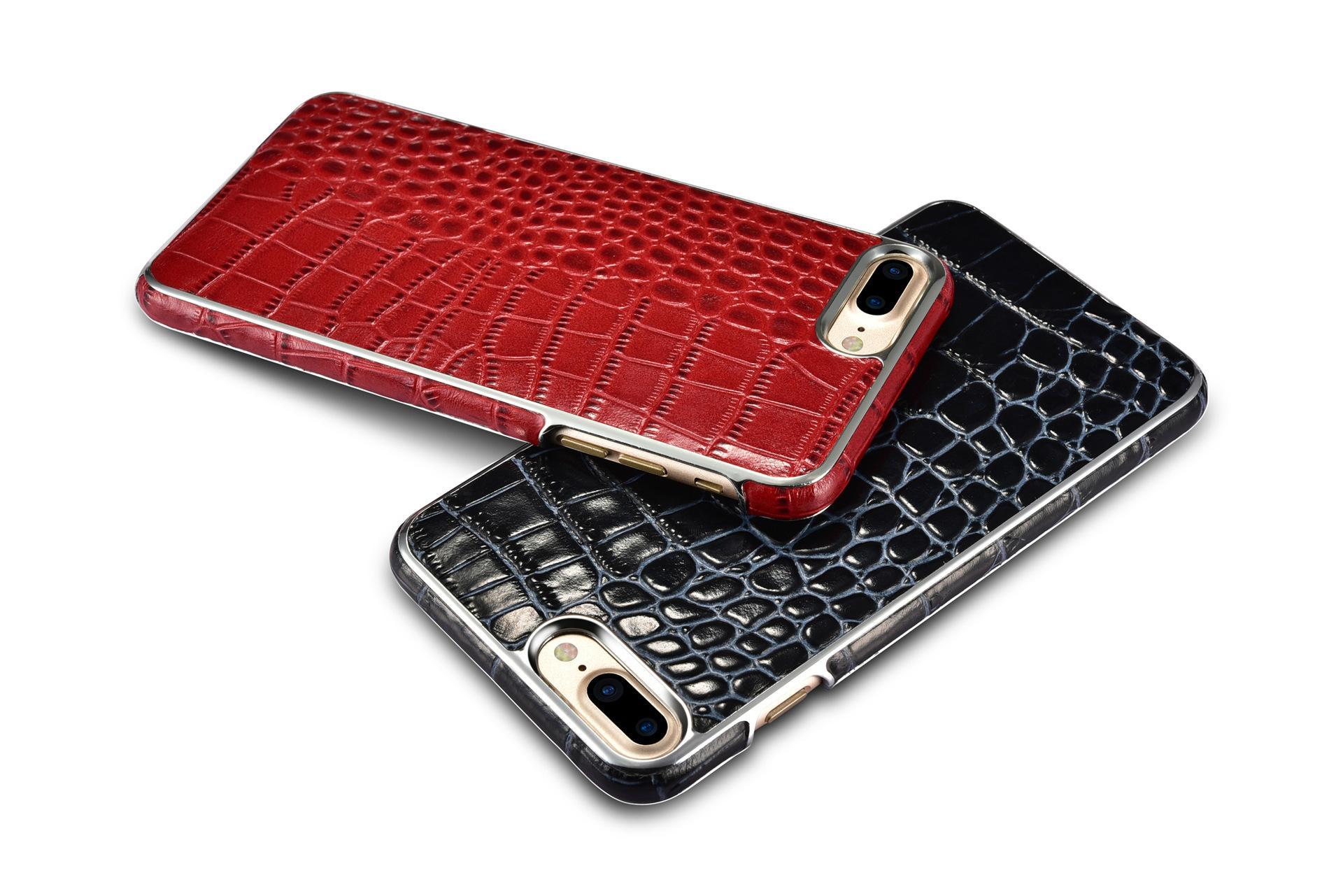 Xoomz iPhone 7 Plus Crocodile Pattern Back Case 18
