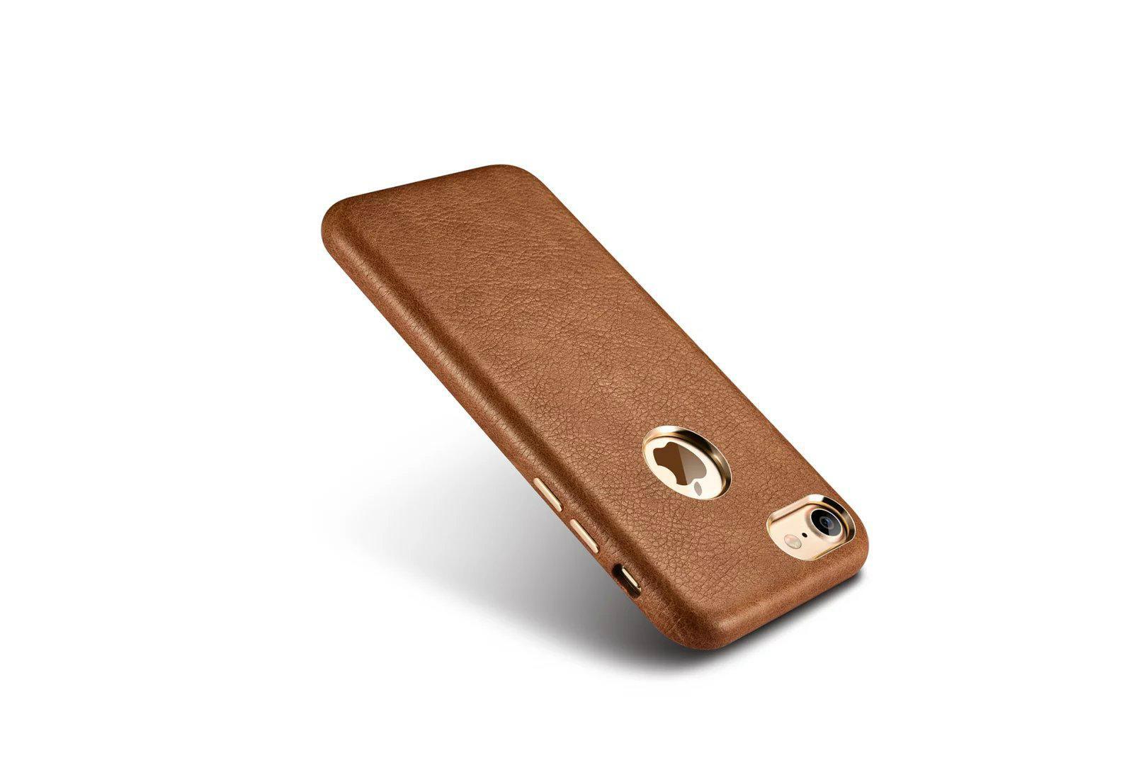 Xoomz iPhone 7 PU Leather Back Case 9
