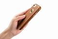 Xoomz iPhone 7 PU Leather Back Case 11