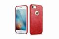 Xoomz iPhone 7 PU Leather Back Case 2