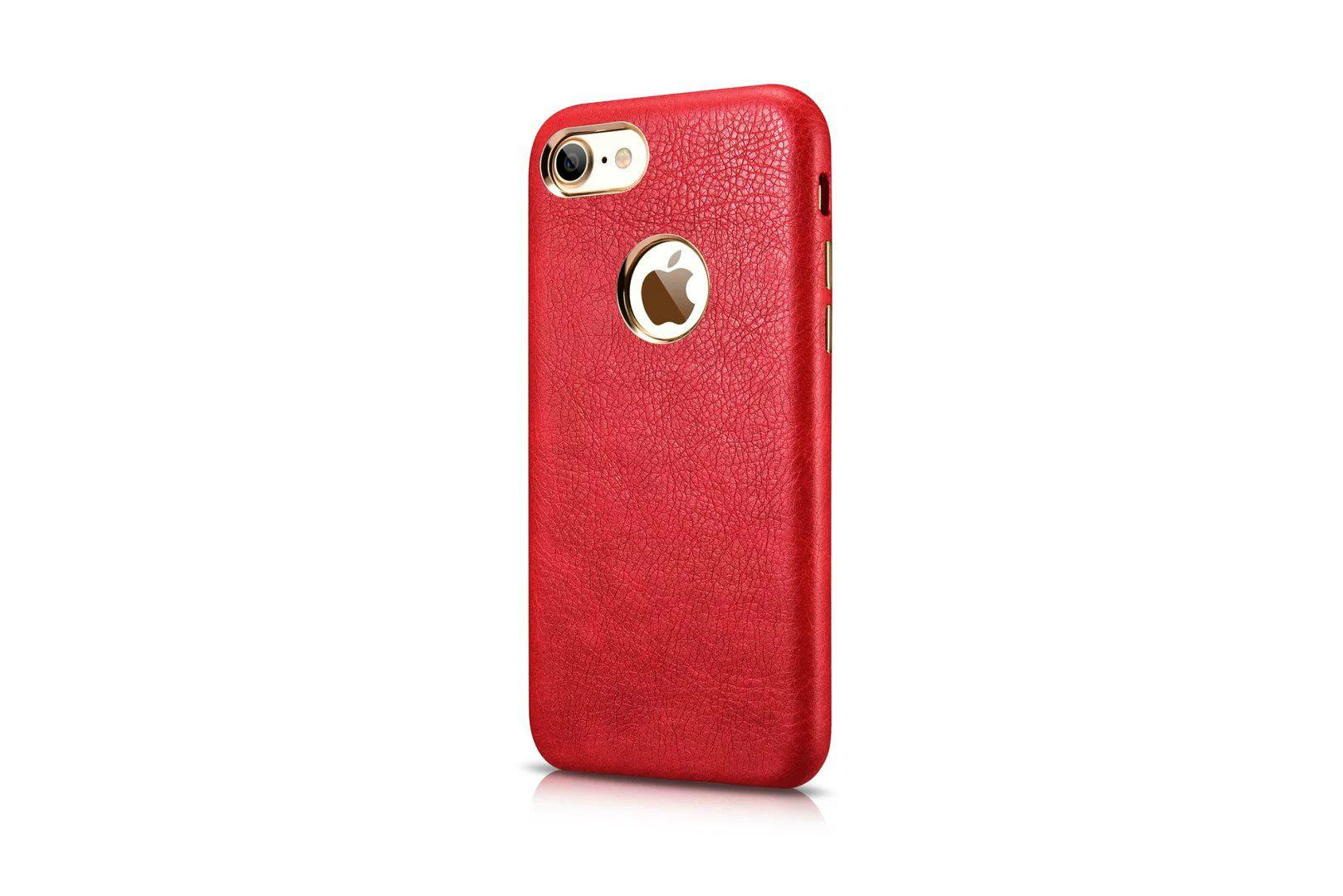 Xoomz iPhone 7 PU Leather Back Case 5
