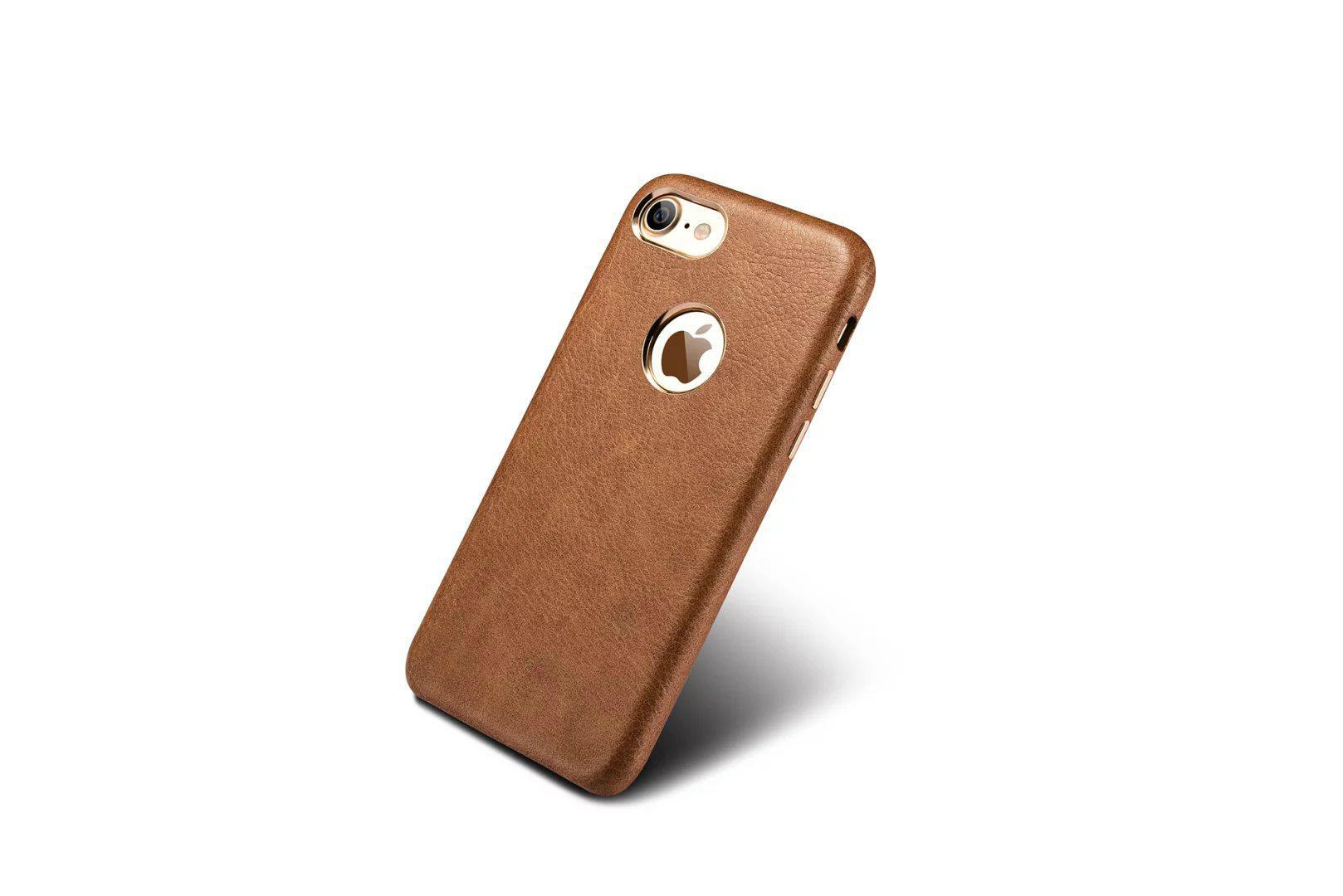 Xoomz iPhone 7 PU Leather Back Case 8